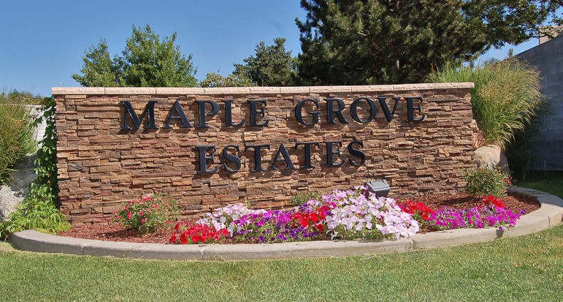 Maple Grove Estates Manufactured Home Community