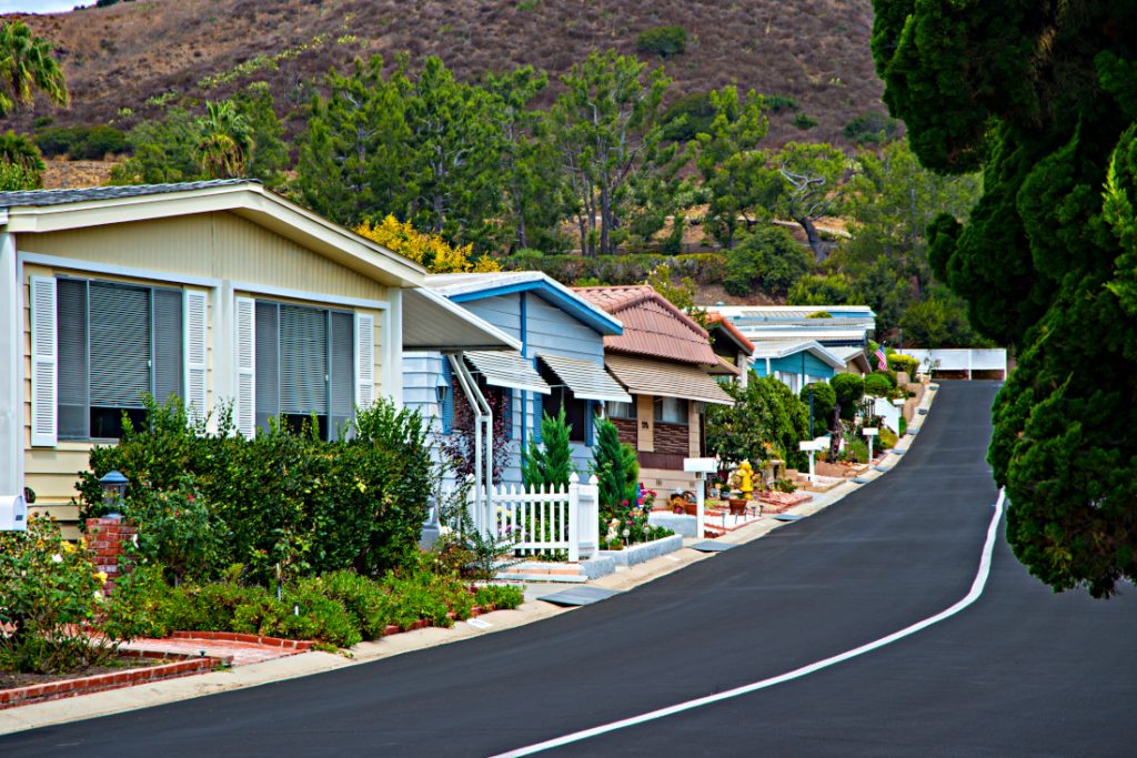 Southwest Mobile Home Markets