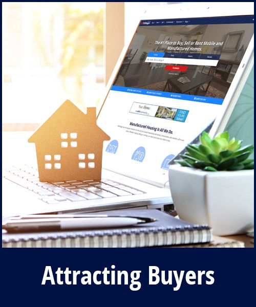Attracting Mobile Home Buyers