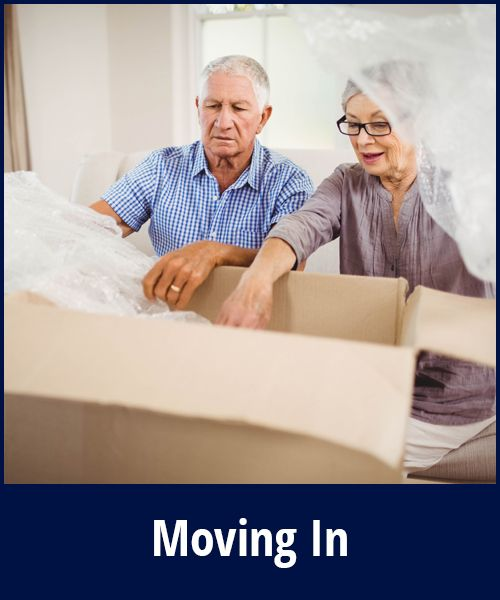 Moving Into Your New Mobile Home