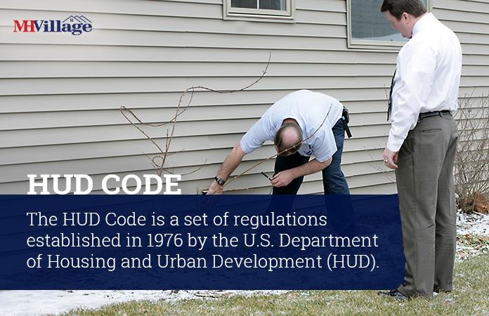 Manufactured Home HUD Code