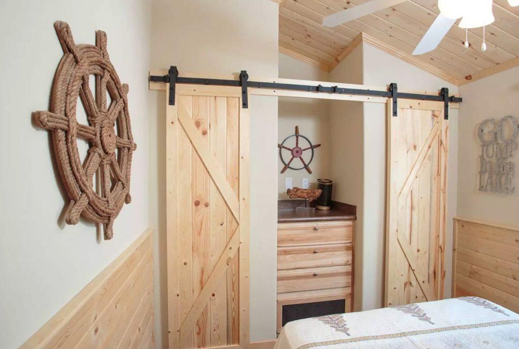 Log Cabin Mobile Homes