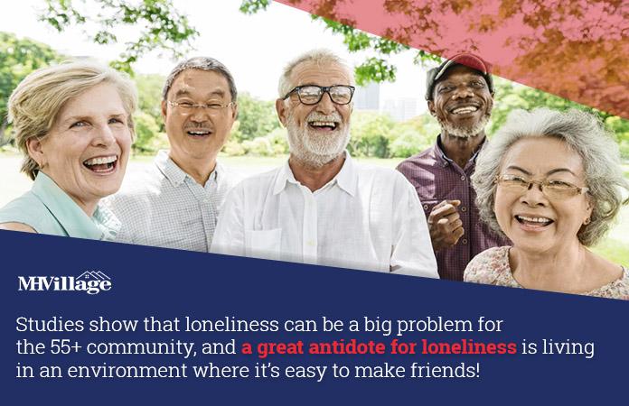 Senior Mobile Home Park Social Benefits