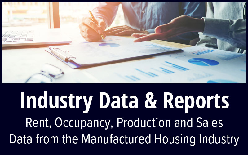 Manufactured Housing Industry Data and Reports
