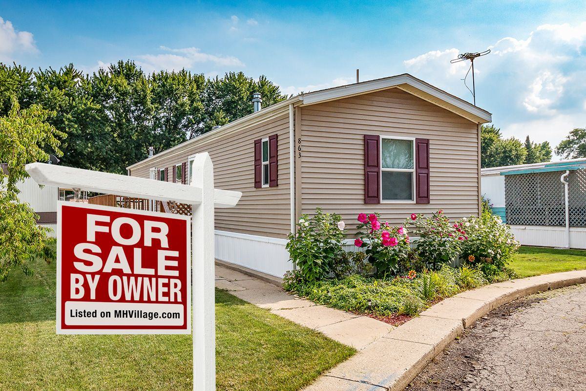 When is the best time to sell a mobile home?
