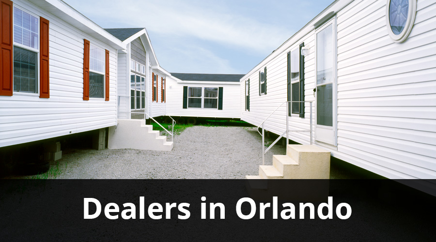 Search mobile home dealers in Orlando Florida