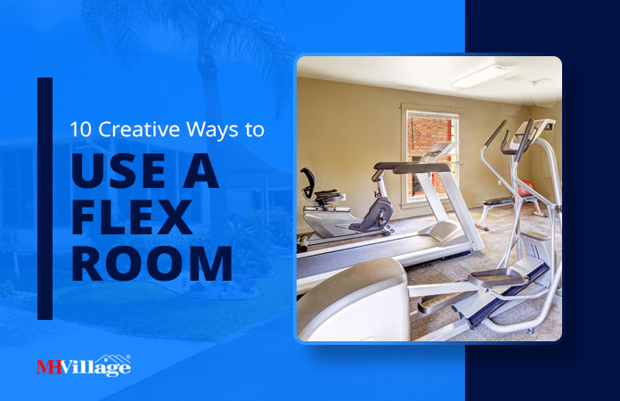 How to use a flex room