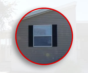 Mobile Home Shutters Parts