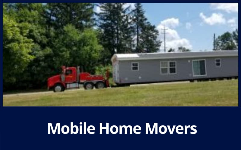 find mobile home movers near you