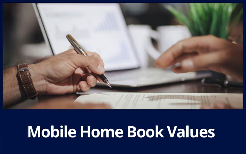 Mobile home book values