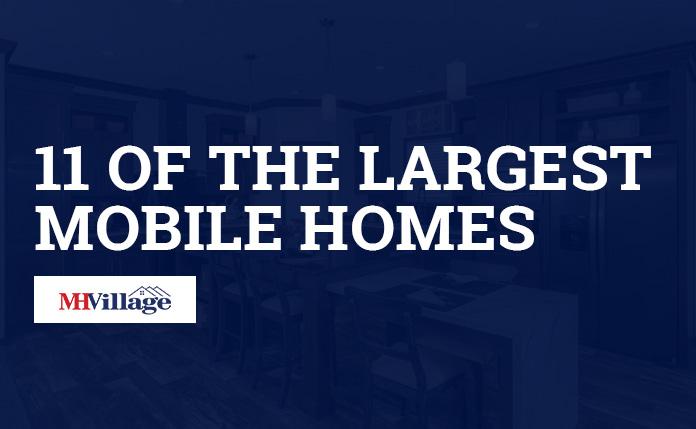 Big Mobile Homes