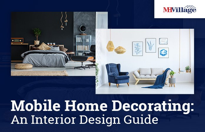 Mobile home decorating interior design guide