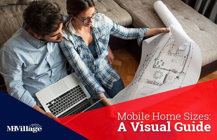 Mobile home sizes guide