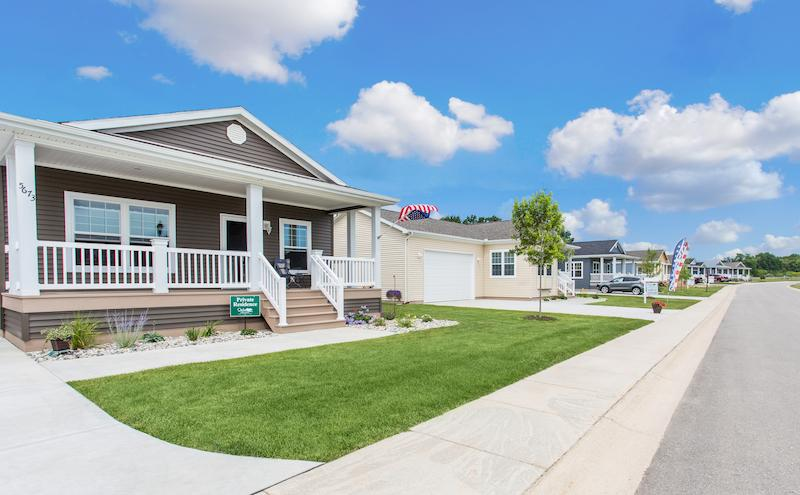 buying a manufactured home in 2021