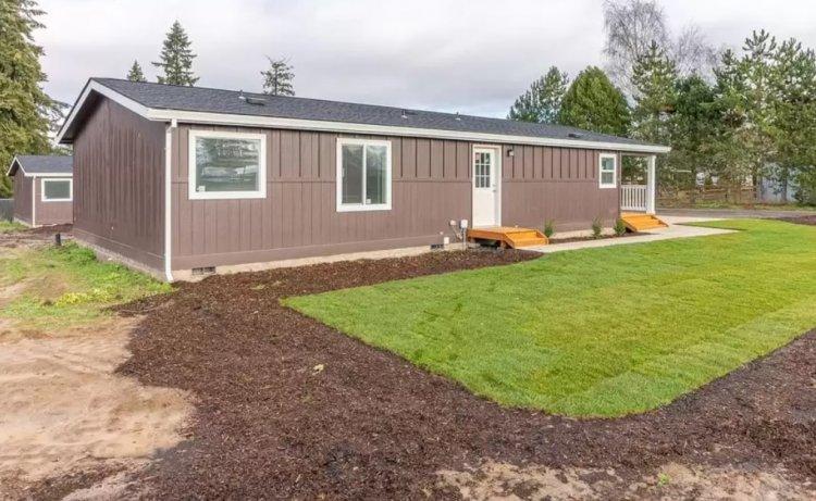 mobile home land loans